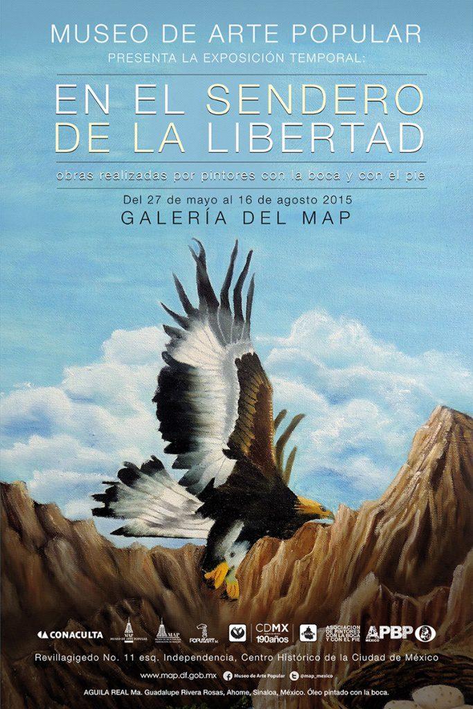 En el sendero de la libertad MAP 2015