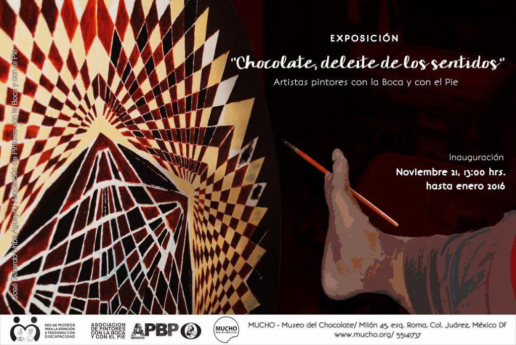 Exposicion Chocolate deleite de los sentidos