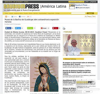Nota de la Basílica de Guadalupe