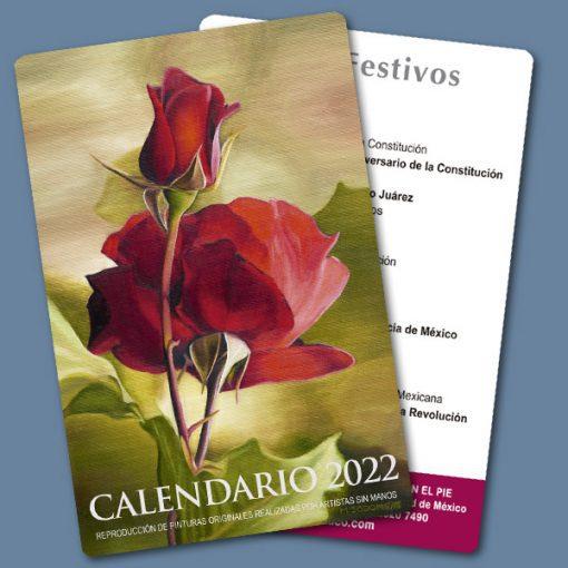Calendario de bolsillo 2022