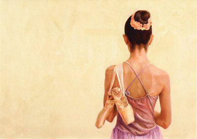 EP132 Bailarina