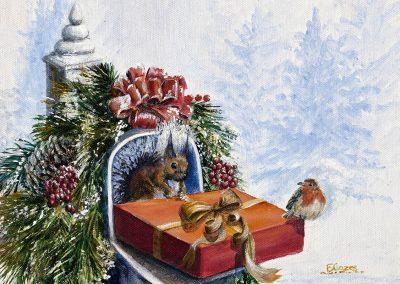 M-1905 Regalo de Navidad