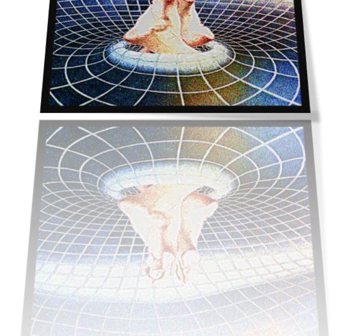 Los pies que espiritualizan la realidad