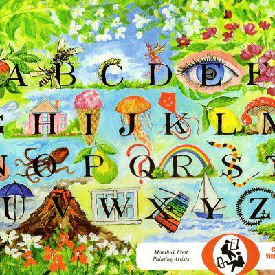 Rompecabezas para niños Alfabeto