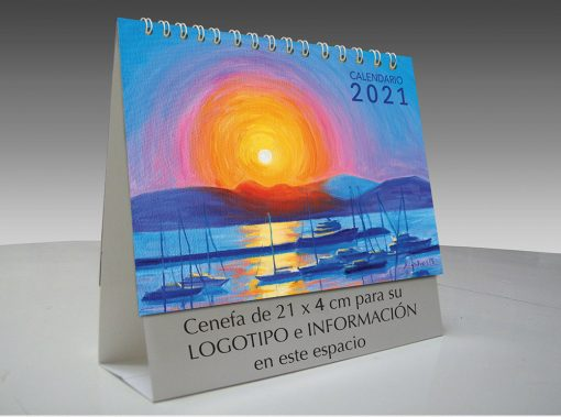 Calendario Marketing 2021