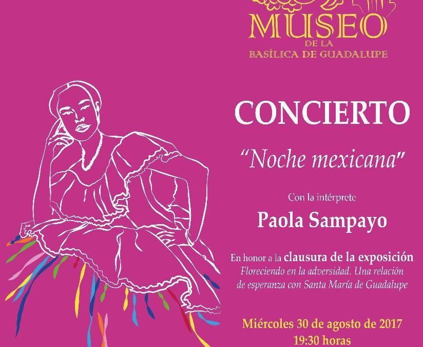 Concierto Noche Mexicana