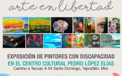 """Visita la Exposición """"Arte en libertad"""""""