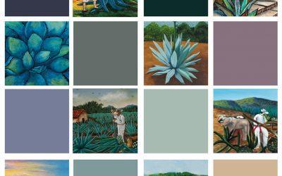 Obras de Agave Azul